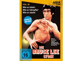 Die Bruce Lee Story Asia Line Vol 15 Limitierte Edition