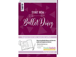 START NOW Bullet Diary