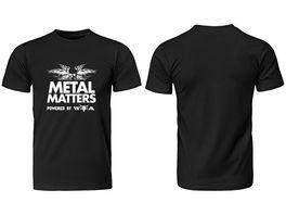 T SHIRT METAL MATTERS GROESSE XL