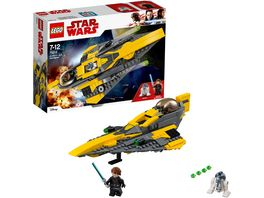 LEGO Star Wars 75214 Anakin s Jedi Starfighter
