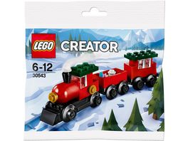 LEGO Creator 30543 Weihnachtszug