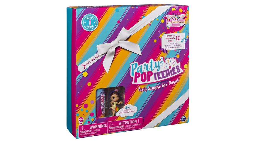 Spin Master Party Surprice Box