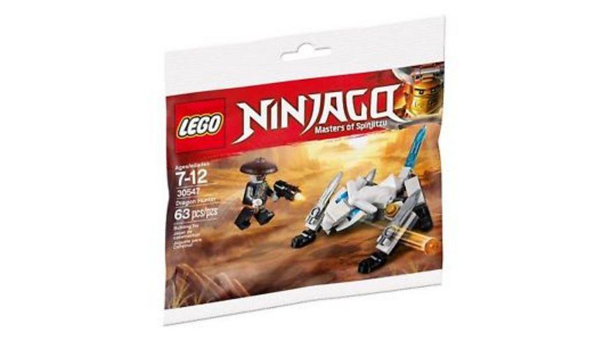 LEGO Ninjago 30547 Ice Dragon Hunter