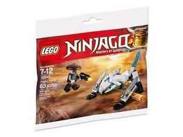 LEGO Ninjago 30547 Ice Dragon Hunter