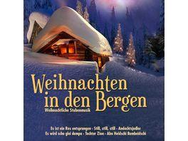 Weihnachten In Den Bergen Stubenmusik