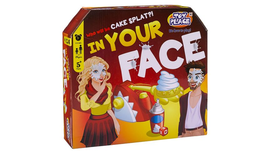 Müller - Toy Place - In Your Face