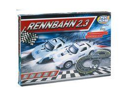 Mueller Toy Place Rennbahn 2 3 Mercedes Benz AMG