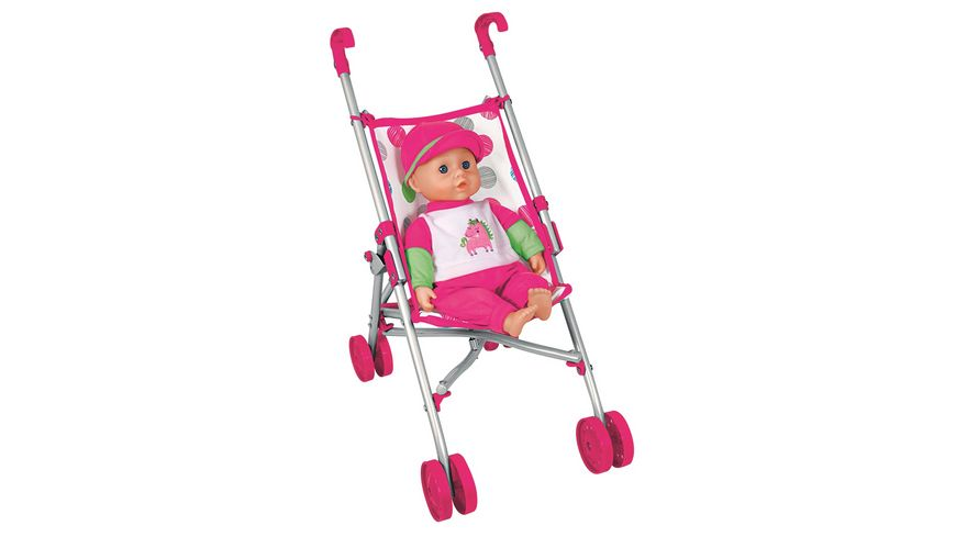 Mueller Toy Place Puppen Buggy Set