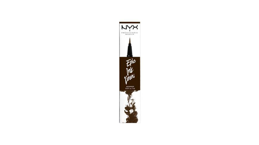 NYX PROFESSIONAL MAKEUP Eyeliner Epic Ink Liner