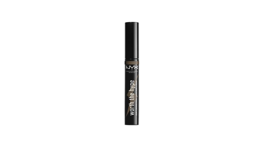 NYX PROFESSIONAL MAKEUP Wimperntusche Worth The Hype Color Mascara