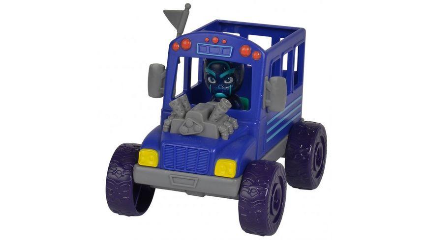 Simba PJ Masks Pyjamahelden Ninja mit Bus