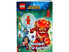 LEGO DC COMICS SUPER HEROES Raetselspass fuer Superhelden