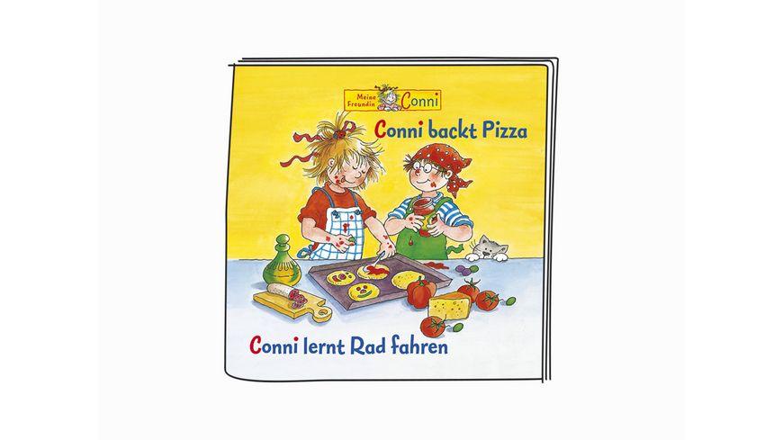 tonies Hoerfigur fuer die Toniebox Conni Conni backt Pizza und Conni lernt Rad fahren