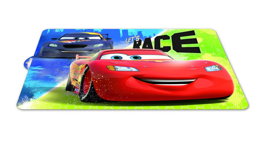 p os Tischset Cars