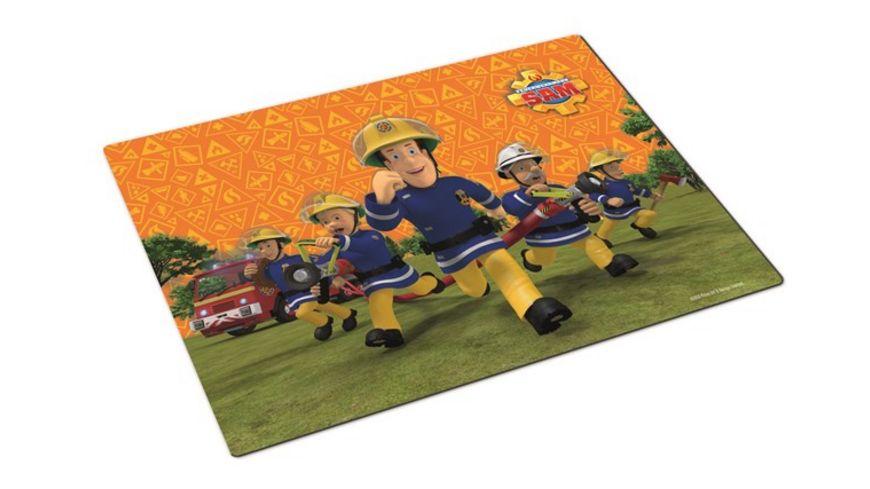 p:os Tischset Feuerwehrmann Sam