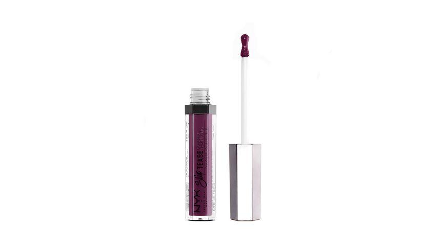 NYX PROFESSIONAL MAKEUP Lipgloss Slip Tease Lip Lacquer