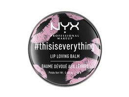 NYX PROFESSIONAL MAKEUP Lippenpflege Thisiseverything Lip Balm