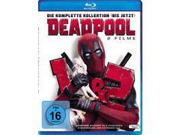 Deadpool 1 2 2 BRs