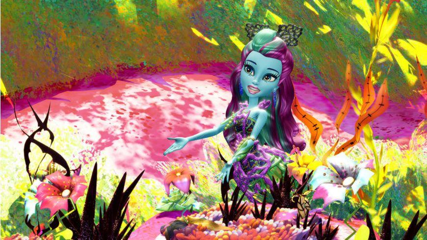 Monster High Das Grosse Schreckensriff