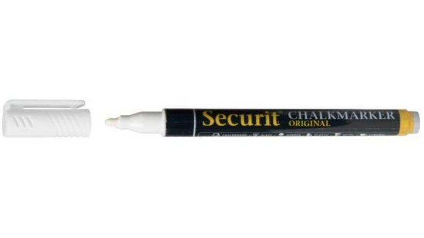 Securit Kreidestift weiss 1 2mm