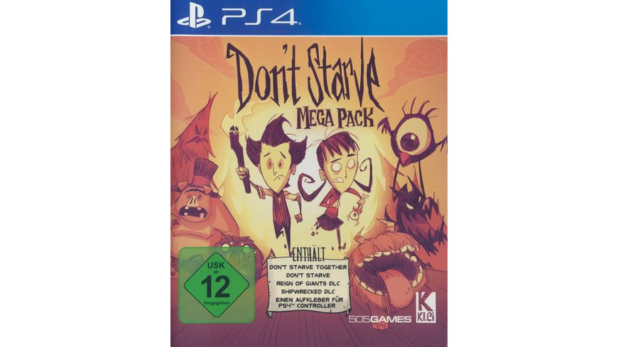 Don t Starve Mega Pack V2