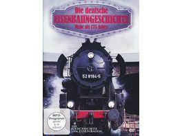 Die deutsche Eisenbahngeschichte Mehr als 175 Jahre