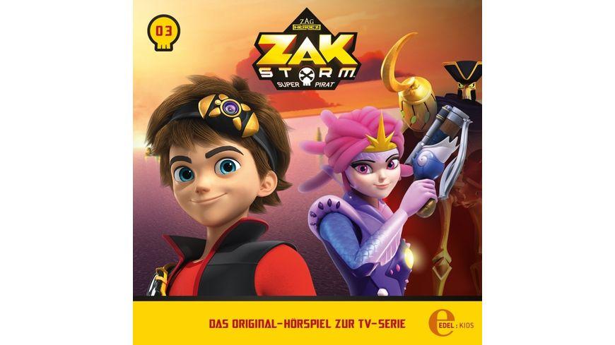 3 Original Hoerspiel z TV Serie Das Eisdrachenbaby