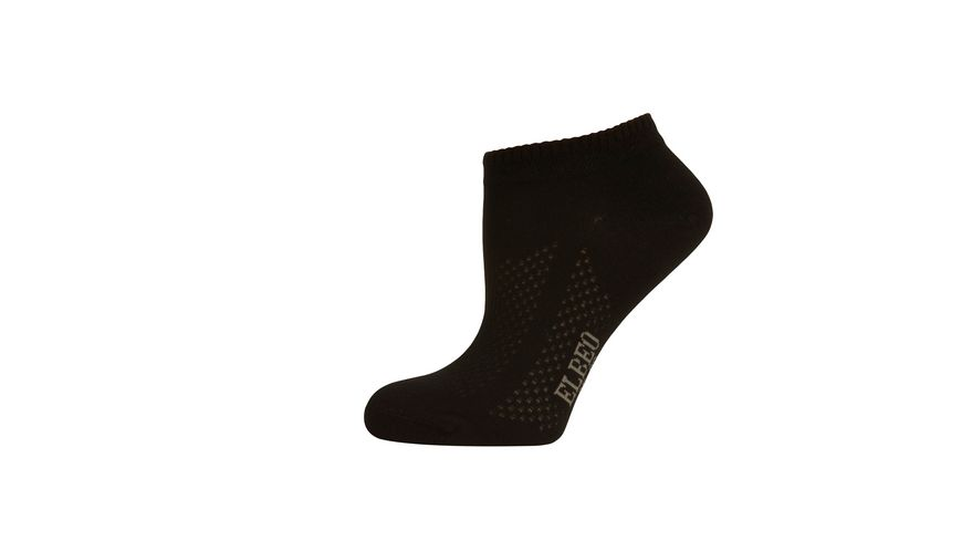 ELBEO Damen Sneaker Socken Breathable