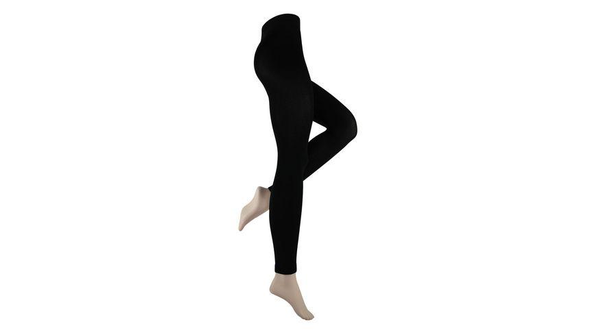MOVE UP Damen Thermo Leggings