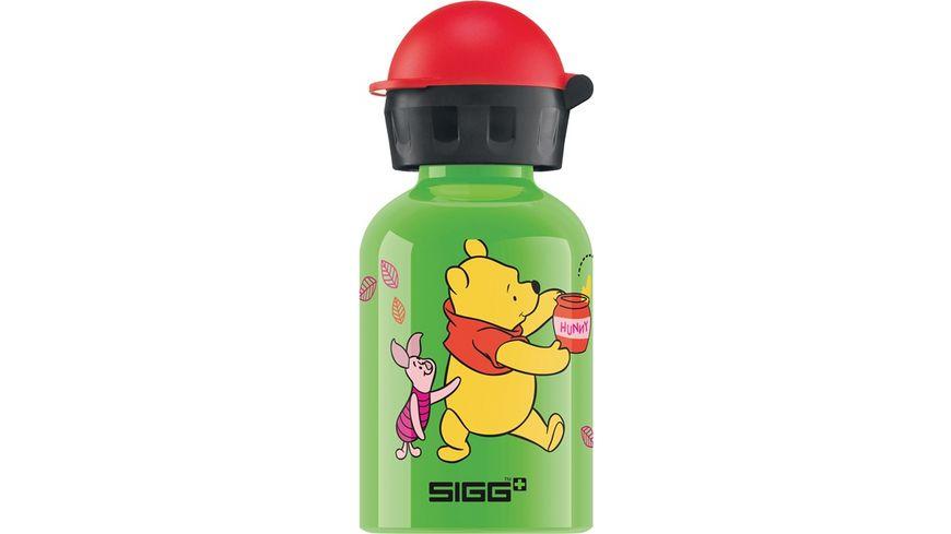 SIGG Kids Trinkflasche Winnie The Pooh 0 3 l