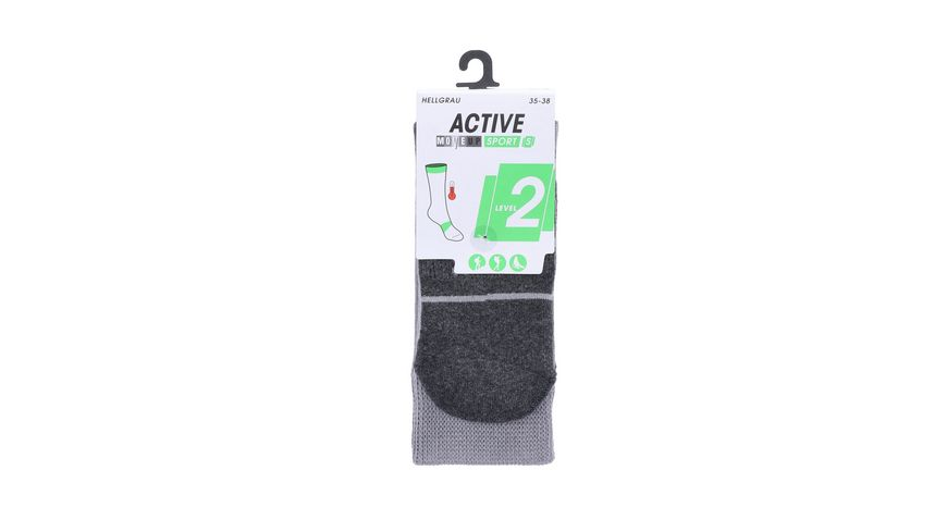 MOVE UP Thermo Socken Outdoor unisex