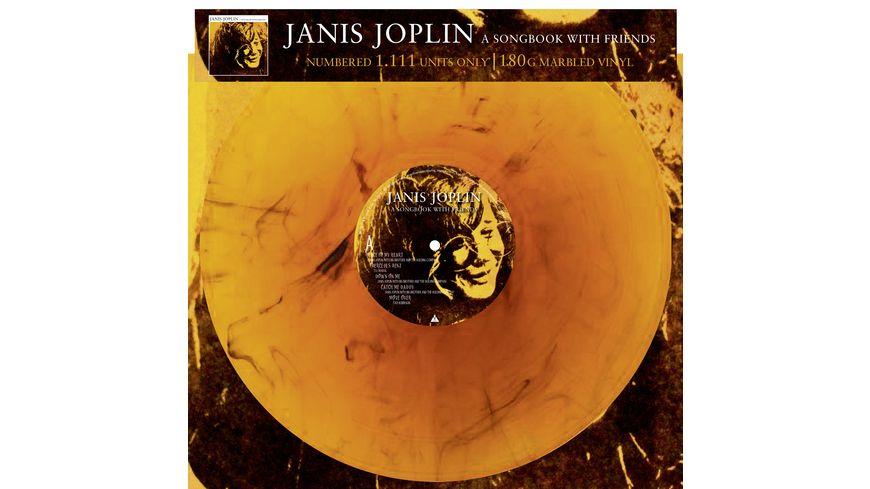 Janis Joplin- A Sangbook with Friends