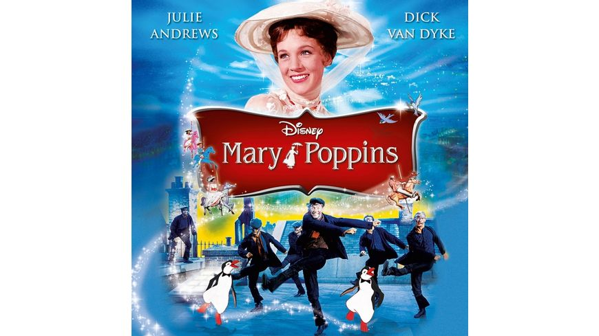 Mary Poppins The Original M Picture Soundtrack