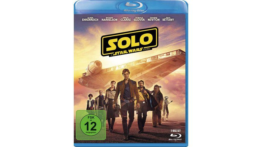 Solo A Star Wars Story Bonus Blu ray