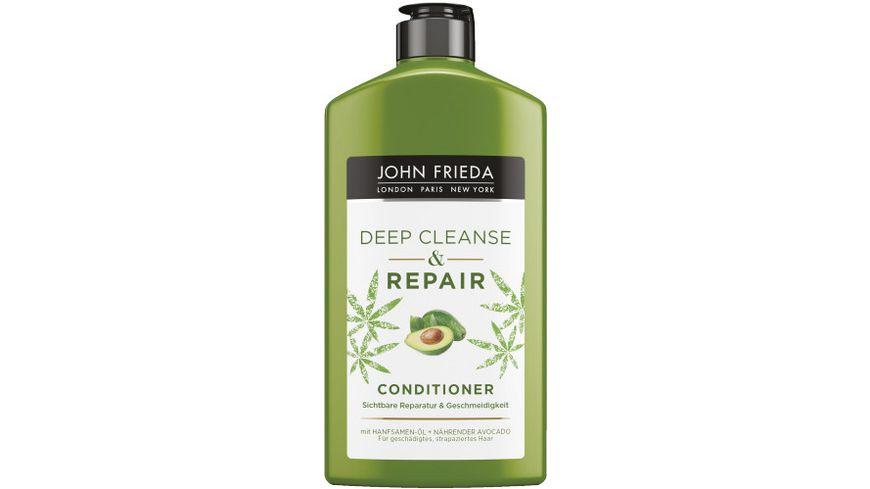 JOHN FRIEDA Repair Detox Conditioner