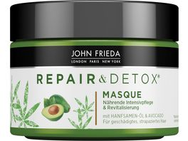 JOHN FRIEDA Repair Detox Masque