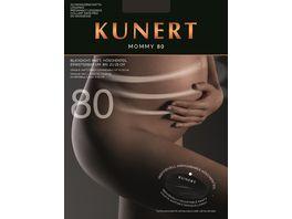 KUNERT Schwangerschafts Leggings MOMMY 80 mit druckfreiem Bund