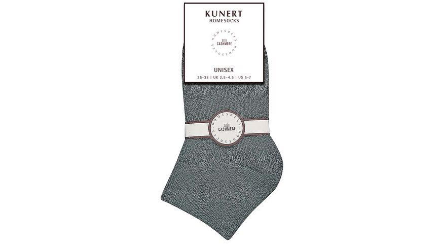 KUNERT Kurzsocken HOMESOCKS