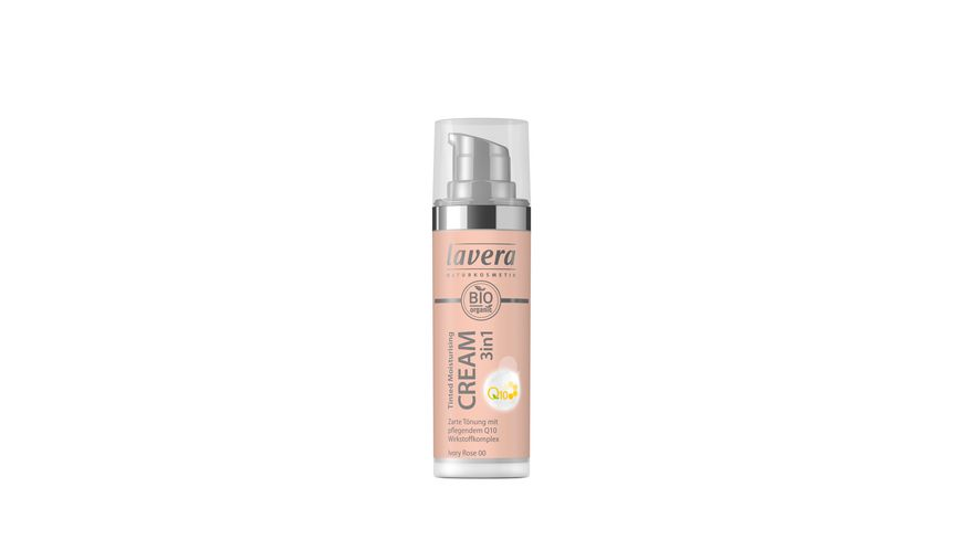 lavera Tinted Moisturising Cream Q10 3in1