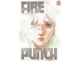Manga Fire Punch Manga Band 3