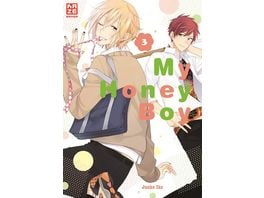Manga My Honey Boy Manga Band 3