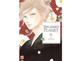 Manga This Lonely Planet Manga Band 6
