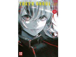 Manga Tokyo Ghoul re Manga Band 13