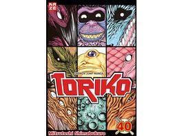 Manga Toriko Manga Band 40