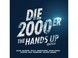 Die 2000er The Hands Up Edition