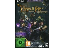 The Bard s Tale IV Barrows Deep Day One Edition