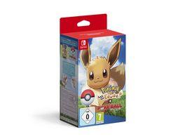 Pokemon Let s Go Evoli Pokeball Plus