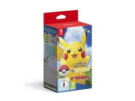 Pokemon Let s Go Pikachu Pokeball Plus