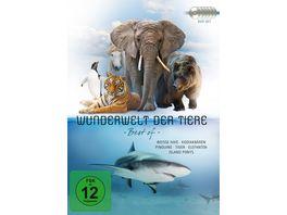 Wunderwelt der Tiere Best Of 6 DVDs