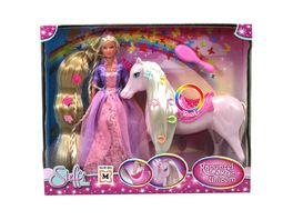 Simba Steffi Love Rapunzel und Magic Unicorn